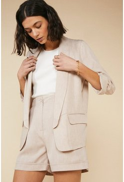 Natural Tailored Jacket