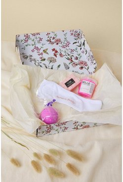 Light pink Relaxing Night In Gift Set