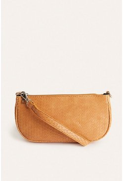 Camel Croc Mini Bag
