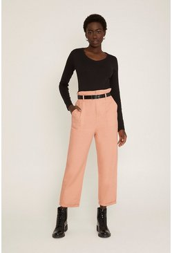 Rose Belted Cargo Trouser