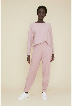 Blush Soft Touch Jogger