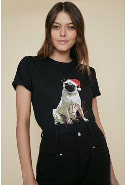 Black Bah Humpug T Shirt
