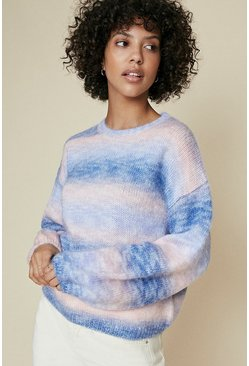 Multi Ombre Jumper