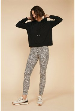 Recycled Animal Print Legging
