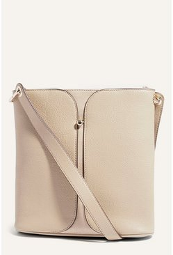 Stone Gold Stud Cross Body Bag