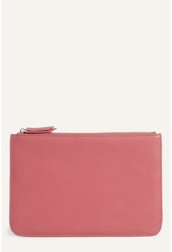 Pink Pouch Bag
