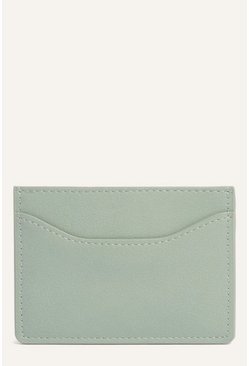 Pale green Cardholder