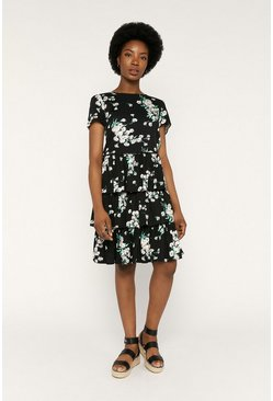Black Dandelion Rara Dress