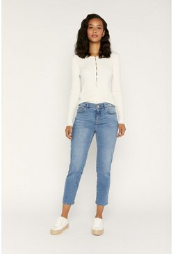 Light wash Pale Denim Jean